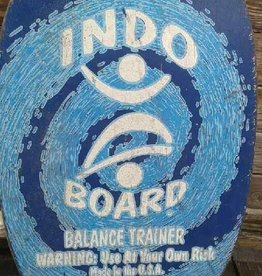 Wood 'Indo Board' Sign