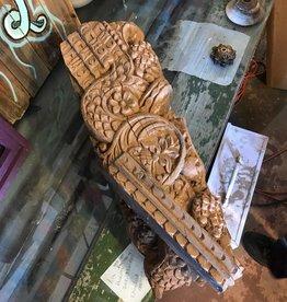 Carved Wooden Corbel