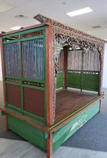 Carved Indonesian Day Bed