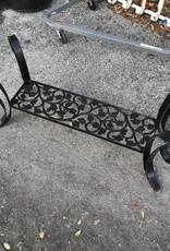 Iron Table Base with Leaves