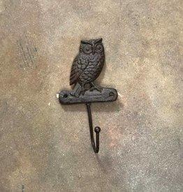Owl Single Hook