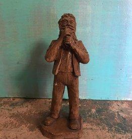 Wood Carved Man