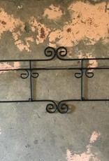 Iron Picture Frame Holder
