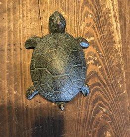 Antique Bronze Turtle