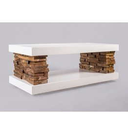 Rustic Modern Coffee Table Style 1