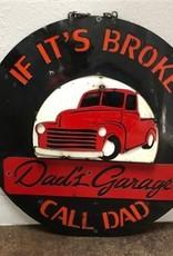 Dad's Garage Screen