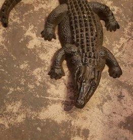 Cast Iron Alligator