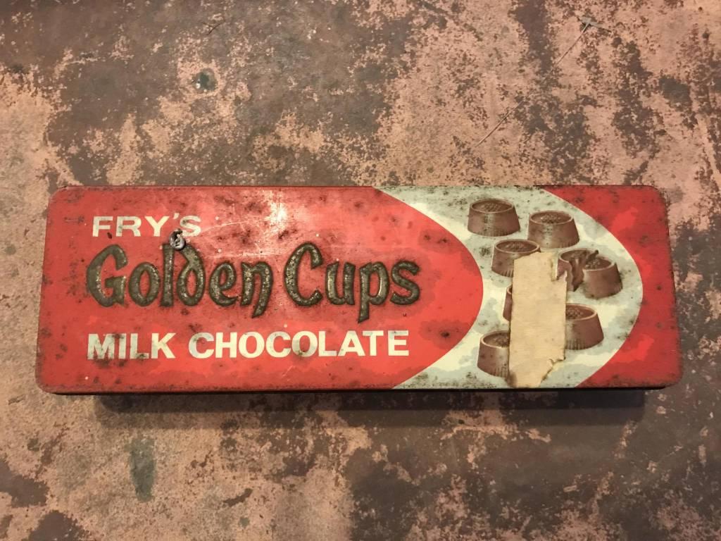 Golden Cups Milk Chocolate