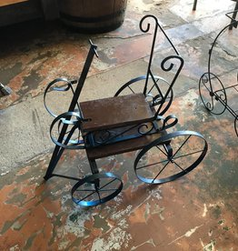 Decorative Iron Wagon