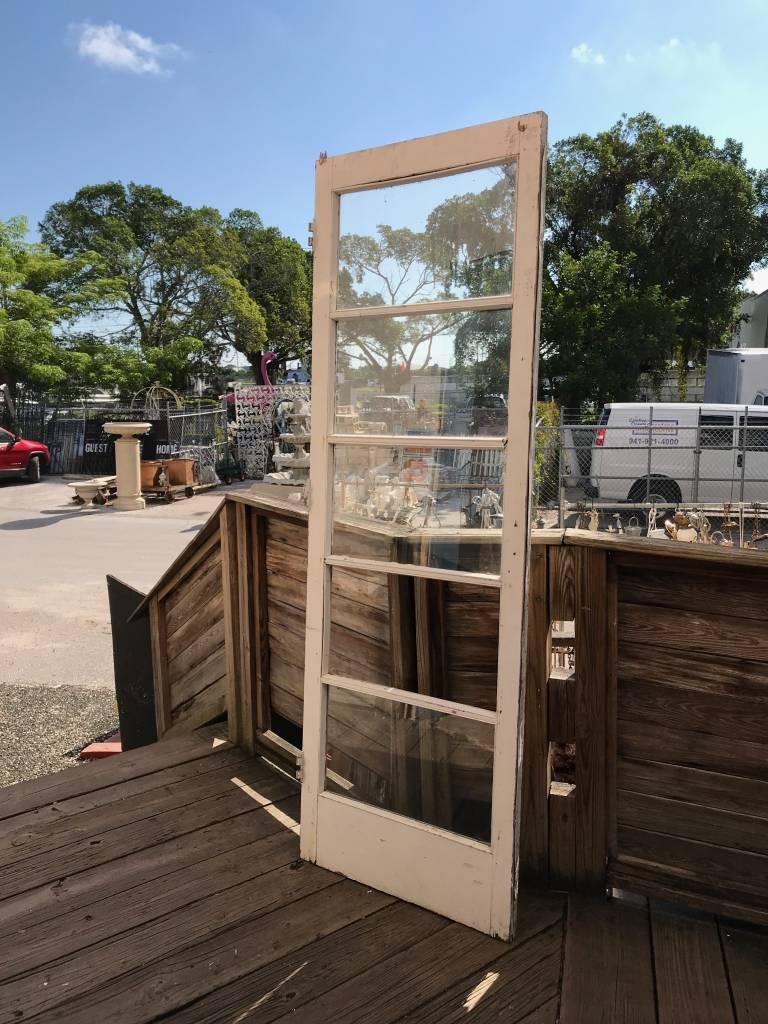 """5 panel Wood Door 30.5"""" x 86.5"""""""