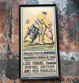 Matador Wall Art