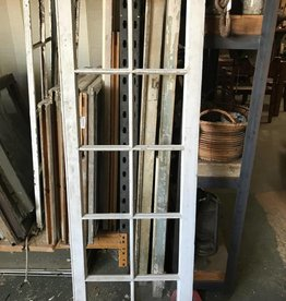 Multi Pane Window (Broken Glass) 18 1/2 x 57 inches