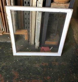 SIngle Pane Window 28 x 27 inches