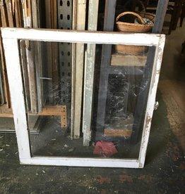 Single Pane Window 34 x 34 inches