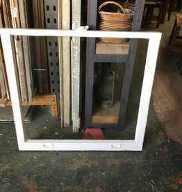 Single Pane Window 34 x 32 inches