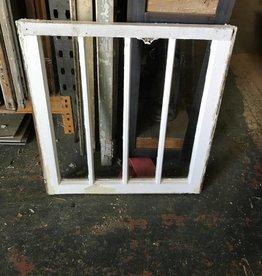 Multi Pane Window 24 x 25 1/4 inches