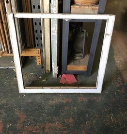 Single Pane Window 30 x 27 inches ( No Glass)