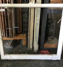 Single Pane Window 28 x 32 inches