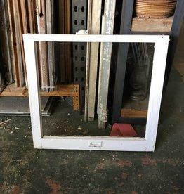 Single Pane Window 28 x 26 inches