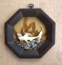 Shark Shell Art Decor