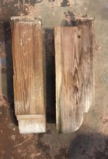 Corbels 13 inches long