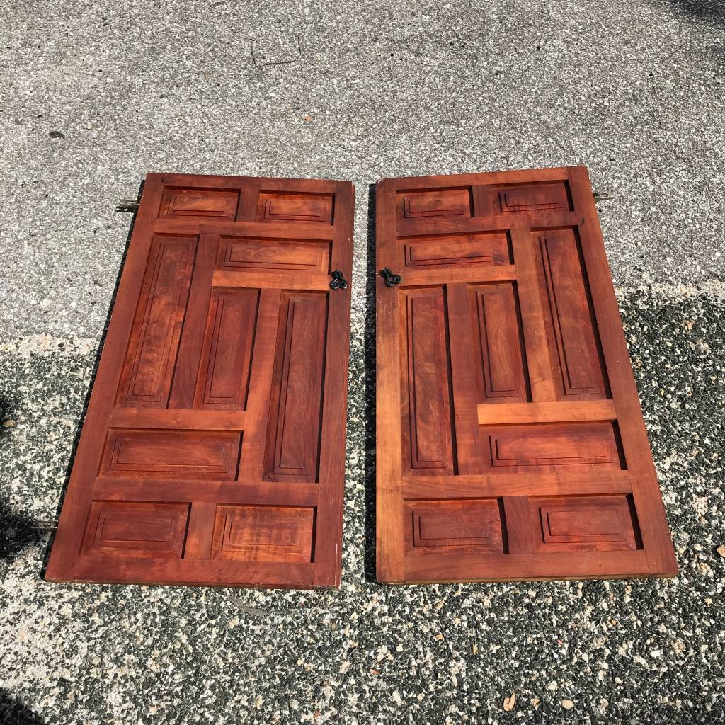 Wood Cabinet Door