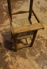 Hand Made High Chair