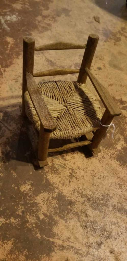 Hand Made Rocking Chair