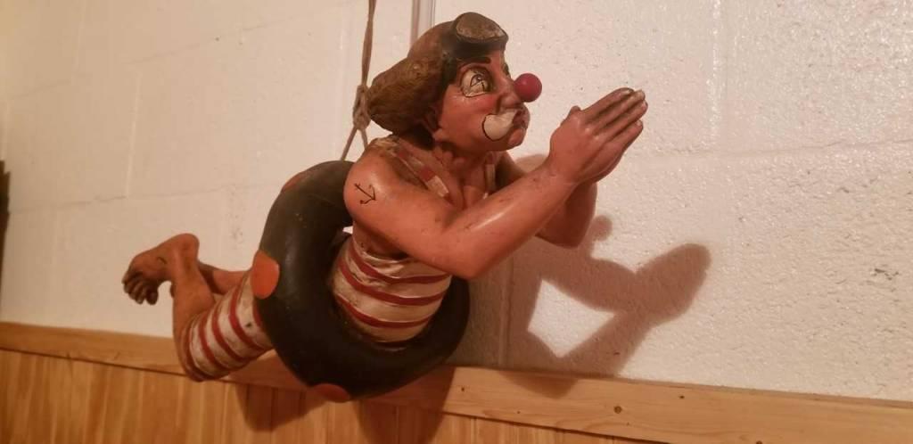 Vintage Collectable Clown