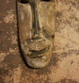 Wooden Carved Mask