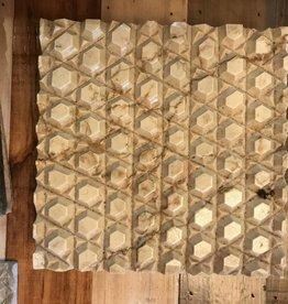Turkish Marble Tile Diamond Yellow