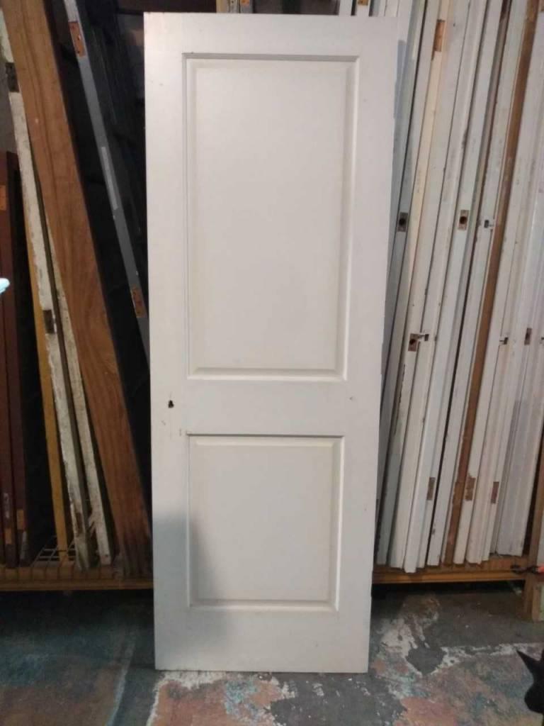 Double Panel Door  28 x 80