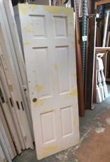 6 Panel Door 34 x 80
