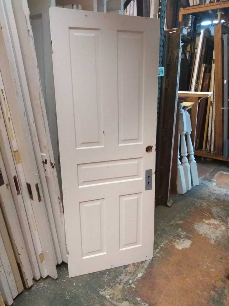 5 Panel Door  29 1/4 x 77