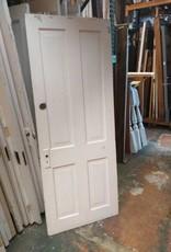 4 Panel Door  29 1/2 x 77 1/2