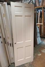 6 Panel Door  29 1/8 x 82 3/4