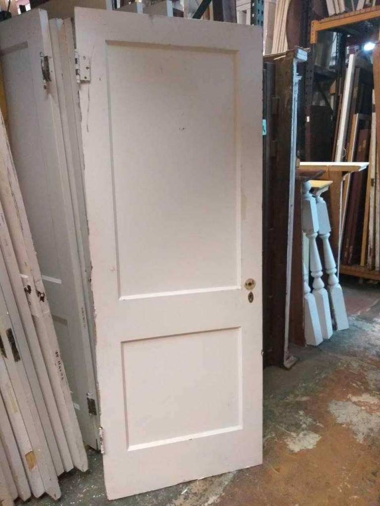 2 Panel Door  29 3/4 x 80