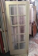 10 Panel Glass Door 31 x 80