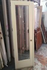 Glass Panel Door 24 1/4 x 80 1/4
