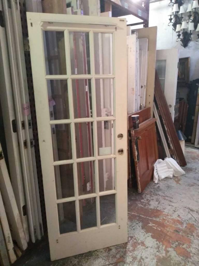 15 Panel Gl Door 29 3 4 X 80