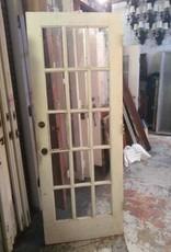 15 Glass Panel Door 30 x 80