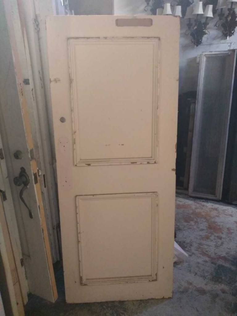 Double Panel Door 32 x 78