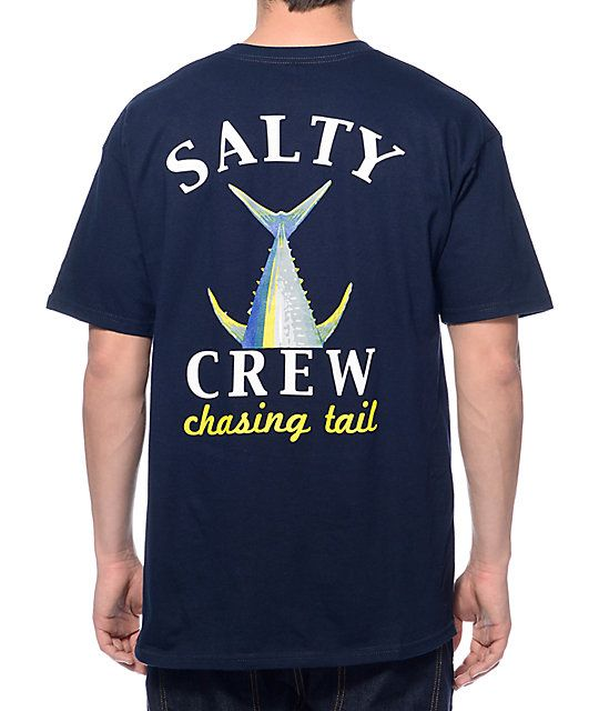 Salty Crew Chasing Tail S/S Tee