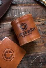 Bourbon Ware Bourbon Ware Logo Coaster Set