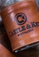 Bourbon Ware Bourbon Ware Castle & Key Rocks Glass