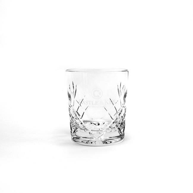C&K Crystal Rocks Glass