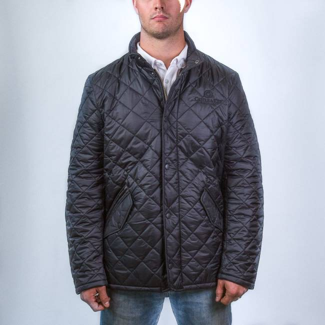 Castle Key Barbour Mens Flyweight Chelsea Quilted Jacket Castle