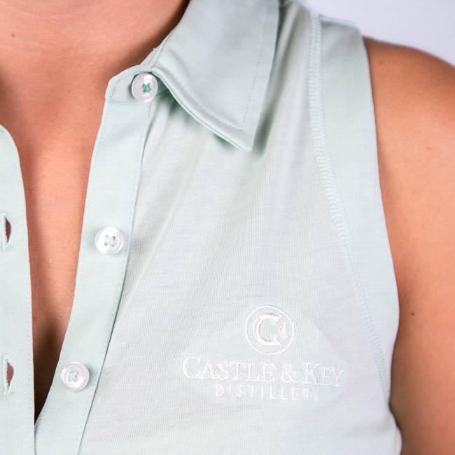Linksoul Linksoul Women's Sleeveless Polo