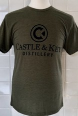 Castle & Key Logo Tee