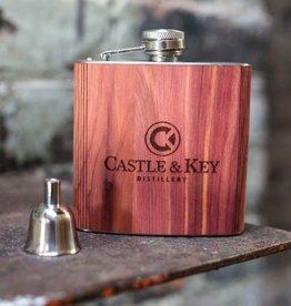 Woodchuck Cedar 6 oz. Flask